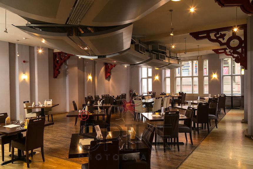 The Adams Restaurant, Nottingham
