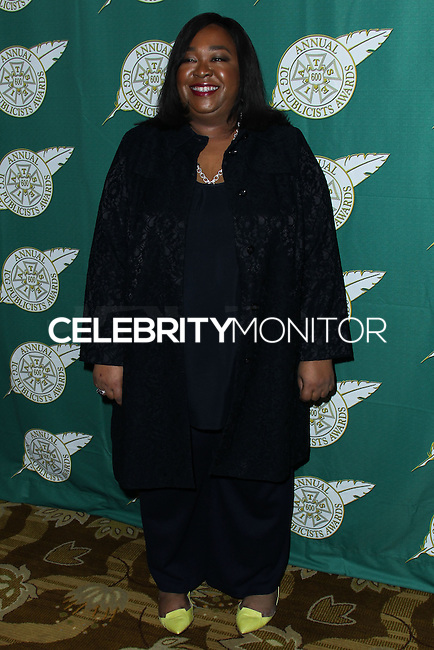 BEVERLY HILLS, CA, USA - FEBRUARY 28: Shonda Rhimes at the 51st Annual Publicists Awards Luncheon Presented By The International Cinematographers Guild (ICG, IATSE LOCAL 600) held at the Regent Beverly Wilshire Hotel on February 28, 2014 in Beverly Hills, California, United States. (Photo by Xavier Collin/Celebrity Monitor)