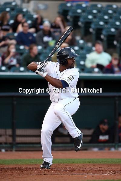 Chris Nelson -2015 Colorado Springs Sky Sox (Bill Mitchell)