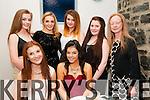 birthday Party : Lorranie Nolan, Liselton celebrating her birthday at Casa Mia's Restaurant, Listowel on Saturday night last. Front : Laura O'Neill & Lorraine Nolan, Back : Leah Hilliard, Collette Foley, Lauren O'Malley, Rachel Finnucane & Ann Nolan.