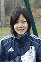 Haruna Kawashima (JPN), APRIL 3, 2012 - Football / Soccer : Women's International Friendly match between France B and U-20 Japan in Clairefontaine, France. (Photo by AFLO SPORT)
