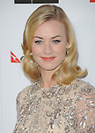 Yvonne Strahosvski at The G'Day USA Australia Week 2012 Black Tie Gala at Hollywood & Highland Grand Ballroom in Hollywood, California on January 14,2011                                                                               © 2012 Hollywood Press Agency