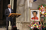 Billie Allen Henderson Memorial at The Riverside Church in NY 1/28/16