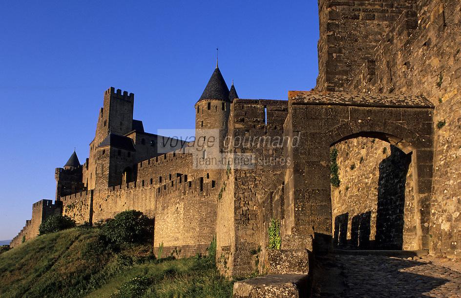 Europe/France/Languedoc-Roussillon/11/Aude/Caracssonne: La cité