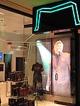 BARRY MANILOW - MUSIC AND PASSION.playing at the Vegas Hilton in Las Vegas, Nevada..( The Manilow Store ).July 7, 2005.