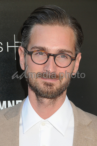 8 January 2016 - West Hollywood, California - Christopher Renz. 1st Annual Art for Amnesty Pre-Golden Globes Brunch held at Chateau Marmont. Photo Credit: Byron Purvis/AdMedia