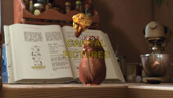 EMILE (voice of PETER SOHN).in Ratatouille .**Editorial Use Only**.CAP/FB.Supplied by Capital Pictures
