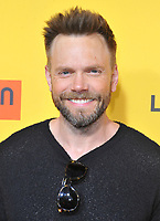 www.acepixs.com<br /> <br /> April 26 2017, LA<br /> <br /> Joel McHale arriving at the premiere of 'How To Be A Latin Lover' at the ArcLight Cinemas Cinerama Dome on April 26, 2017 in Hollywood, California. <br /> <br /> By Line: Peter West/ACE Pictures<br /> <br /> <br /> ACE Pictures Inc<br /> Tel: 6467670430<br /> Email: info@acepixs.com<br /> www.acepixs.com