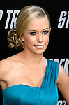 """HOLLYWOOD, CA. - April 30: Kendra Wilkinson arrives at the Los Angeles premiere of """"Star Trek"""" at the Grauman's Chinese Theater on April 30, 2009 in Hollywood, California."""
