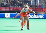 ROTTERDAM - Freeke Moes (Ned)   tijdens de Pro League hockeywedstrijd dames, Nederland-USA  (7-1) .   COPYRIGHT  KOEN SUYK