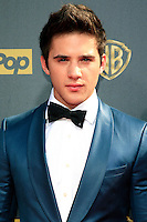 BURBANK - APR 26: Casey Moss at the 42nd Daytime Emmy Awards Gala at Warner Bros. Studio on April 26, 2015 in Burbank, California