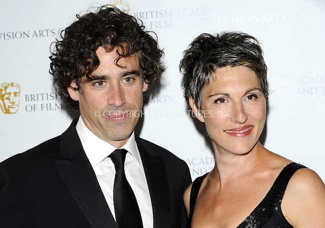 WWW.ACEPIXS.COM . . . . .  ..... . . . . US SALES ONLY . . . . .....May 8 2011, London....Stephen Mangan and Tamsin Greig at The British Academy Television Craft Awards held at The Brewery on May 8 2011 in London....Please byline: FAMOUS-ACE PICTURES... . . . .  ....Ace Pictures, Inc:  ..Tel: (212) 243-8787..e-mail: info@acepixs.com..web: http://www.acepixs.com