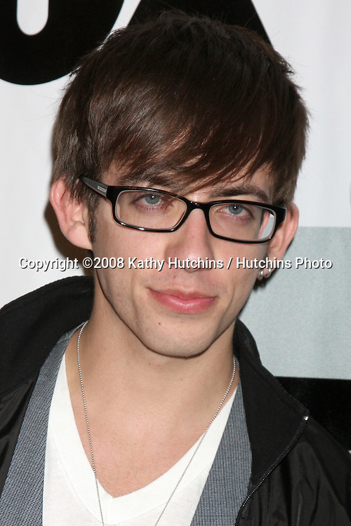 Kevin McHale arriving at the Fox TV TCA Party at MY PLACE  in Los Angeles, CA on .January 13, 2009.©2008 Kathy Hutchins / Hutchins Photo..                .