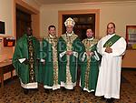 Aux Bishop Michael Router Mass