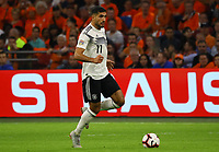 Emre Can (Deutschland, Germany) - 13.10.2018: Niederlande vs. Deutschland, 3. Spieltag UEFA Nations League, Johann Cruijff Arena Amsterdam, DISCLAIMER: DFB regulations prohibit any use of photographs as image sequences and/or quasi-video.