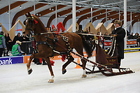 SCHAATSEN: LEEUWARDEN: 26-03-2017, Elfstedenhal, Arrensleewedstrijden, ©foto Martin de Jong