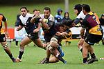 Swindale Shield Rugby - Upper Hutt Rams RFC v Petone at Maidstone Park, Upper Hutt, New Zealand on Saturday 31 March 2018.<br /> Photo by Masanori Udagawa. <br /> www.photowellington.photoshelter.com