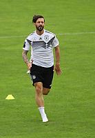 Marvin Plattenhardt (Deutschland Germany) - 24.05.2018: Training der Deutschen Nationalmannschaft zur WM-Vorbereitung in der Sportzone Rungg in Eppan/Südtirol