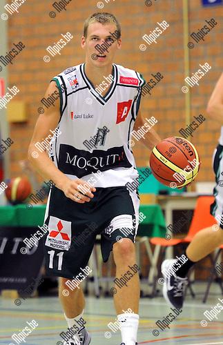 2012-08-14 / Basketbal / seizoen 2012-2013 / Gembo / Michael Swinnen..Foto: Mpics.be