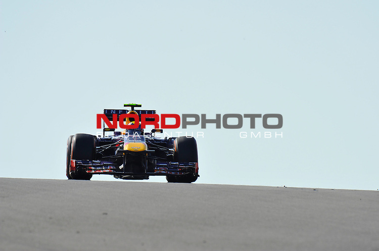 15.-17.11.2013, Circuit of The Americas, Austin, USA, FIA, Formel 1, United States Grand Prix, Qualifikation, im Bild  Mark Webber (AUS), Red Bull Racing <br />  Foto &copy; nph / Mathis