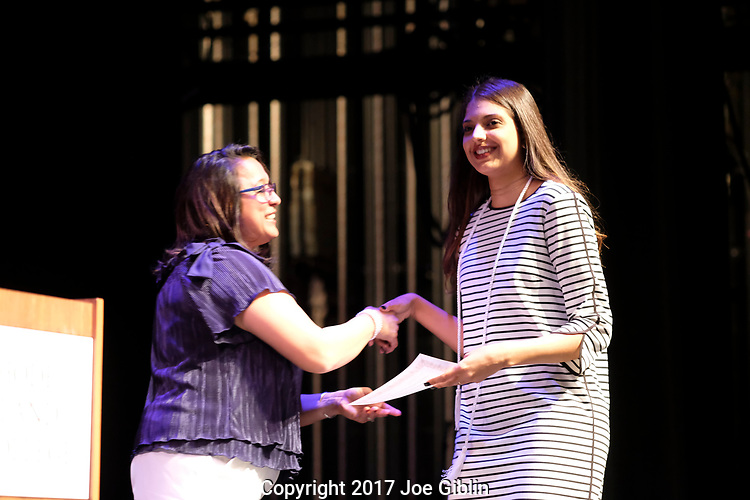 2017 Upward Bound Graduation