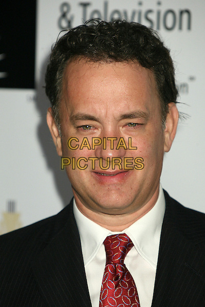 "TOM HANKS.2nd Annual ""A Fine Romance"" Benfit for the Motion Picture & Television Fund at Sunset Gower Studios, Hollywood, California, USA,.18 November 2006..portrait headshot.CAP/ADM/BP.©Byron Purvis/AdMedia/Capital Pictures."