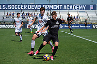 Westfield, IN - June 20, 2017: 2017 Development Academy Summer Showcase at Grand Park.
