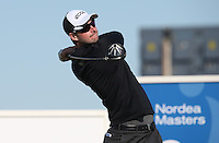 Benedict Staben (GER) during Round Two of the 2015 Nordea Masters at the PGA Sweden National, Bara, Malmo, Sweden. 05/06/2015. Picture David Lloyd | www.golffile.ie