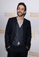 NEW YORK, NY - APRIL 02: Actor Amir Arison attends an evening with 'The Blacklist' at Florence Gould Hall on April 2, 2014 in New York City.  HP/Starlitepics