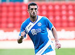 St Johnstone v Ross County&hellip;06.09.16.. McDiarmid Park  SPFL Development League<br />