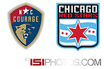 Cary, North Carolina - May 20, 2017: Chicago Red Stars 3-1 North Carolina Courage at Sahlen's Stadium at WakeMed Soccer Park in a 2017 NWSL Regular Season game. Photos available through www.ISIphotos.com