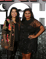 LOS ANGELES, CA - MAY 30: Nisha Ganatra, Mindy Kaling at the Late Night Premiere at the Orpheum Theater in  Los Angeles, California on May 30, 2019. <br /> CAP/MPI/DE<br /> ©DE//MPI/Capital Pictures