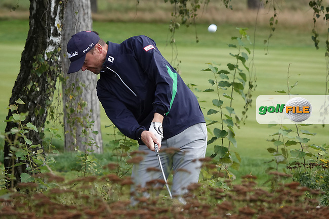 Michael Hey (NIR) during the second round of the Porsche European Open , Green Eagle Golf Club, Hamburg, Germany. 06/09/2019<br /> Picture: Golffile | Phil Inglis<br /> <br /> <br /> All photo usage must carry mandatory copyright credit (© Golffile | Phil Inglis)