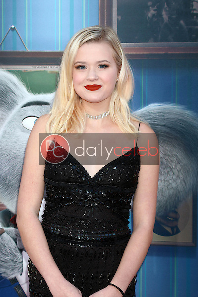 "Ava Elizabeth Phillippe<br /> at the ""Sing"" Premiere, Microsoft Theater, Los Angeles, CA 12-03-16<br /> David Edwards/DailyCeleb.com 818-249-4998"