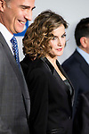 "Queen Letizia during the main event of the XV Aniversary of the ""20Minutos"" newspaper at Headquarters of the Community of Madrid, November 24, 2015<br /> (ALTERPHOTOS/BorjaB.Hojas)"
