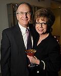 Mary and Dave Alderson at Martini Madness at the Center for Contemporary Craft Thursday Jan. 22,2015.(Dave Rossman For the Chronicle)