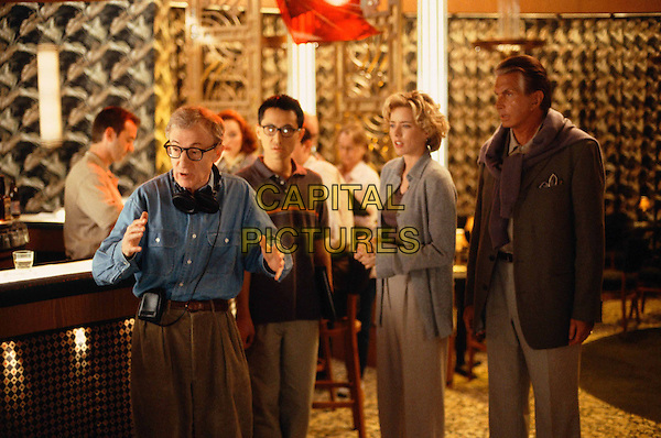 WOODY ALLEN, BARNEY CHENG, TEA LEONI & GEORGE HAMILTON.in Hollywood Ending.Filmstill - Editorial Use Only.Ref: FBAW.www.capitalpictures.com.sales@capitalpictures.com.Supplied By Capital Pictures.