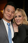 Judith Light and her manager attends the 2019 DGF Madge Evans And Sidney Kingsley Awards at The Lambs Club on March 18, 2019 in New York City.