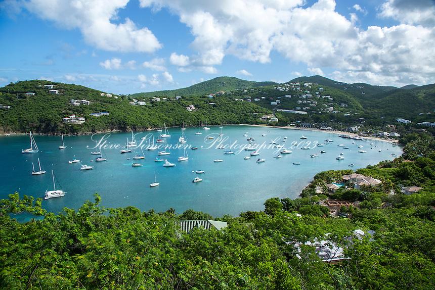 Great Cruz Bay and the Westin Resort<br /> St. John<br /> U.S. Virgin Islands