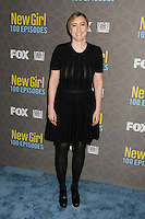 """2 March 2016 - Westwood, California - Elizabeth Meriwether. """"New Girl"""" 100th Episode Party held at The W Hotel. Photo Credit: Byron Purvis/AdMedia"""