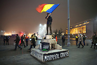 Romania:  Against corruption - NEWS