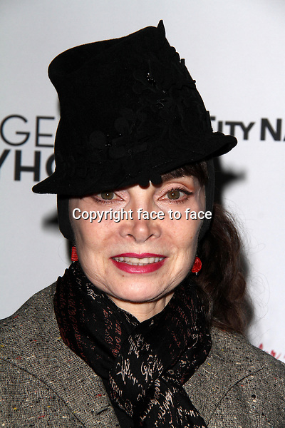 WESTWOOD, CA - December 05: Toni Basil at the &quot;I'll Eat You Last: A Chat With Sue Mengers&quot; Opening Night, Geffen Playhouse, Westwood, December 05, 2013. <br />
