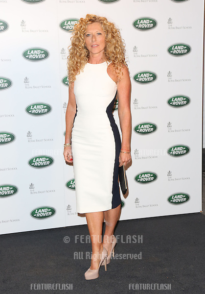 Kelly Hoppen arriving for the all new Range Rover unveiling, London. 06/09/2012 Picture by: Alexandra Glen / Featureflash