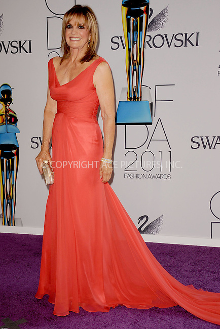 WWW.ACEPIXS.COM . . . . . .June 6, 2011...New York City..... Linda Gray attends the 2011 CFDA Fashion Awards at Alice Tully Hall, Lincoln Center on June 6, 2011 in New York City......Please byline: KRISTIN CALLAHAN - ACEPIXS.COM.. . . . . . ..Ace Pictures, Inc: ..tel: (212) 243 8787 or (646) 769 0430..e-mail: info@acepixs.com..web: http://www.acepixs.com .