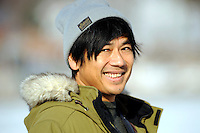 Jon Nguyen realisateur du Film Art life. - 24EME FESTIVAL DU FILM FANTASTIQUE DE GERARDMER