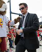 - The Ferris State University Bulldogs were greeted by fans along the red carpet entrance to the arena prior to the final. The Boston College Eagles defeated the Ferris State University Bulldogs 4-1 (EN) in the 2012 Frozen Four final to win the national championship on Saturday, April 7, 2012, at the Tampa Bay Times Forum in Tampa, Florida.