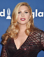 BEVERLY HILLS, CA - APRIL 12: Actress Candis Cayne attends the 29th Annual GLAAD Media Awards at The Beverly Hilton Hotel on April 12, 2018 in Beverly Hills, California.<br /> CAP/ROT/TM<br /> &copy;TM/ROT/Capital Pictures