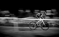 Quinten Hermans (BEL/Telenet Fidea Lions) speeding along<br /> <br /> men's race<br /> 44th Superprestige Diegem (BEL) 2018<br /> ©kramon
