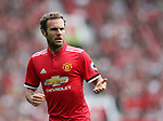 Manchester United's Juan Mata in action during the premier league match at Old Trafford Stadium, Manchester. Picture date 13th August 2017. Picture credit should read: David Klein/Sportimage