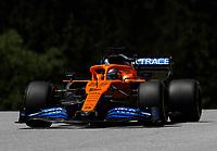 4th July 2020; Red Bull Ring, Spielberg Austria; F1 Grand Prix of Austria, qualifying sessions;   55 CarlSainz ESP, McLaren F1 Team